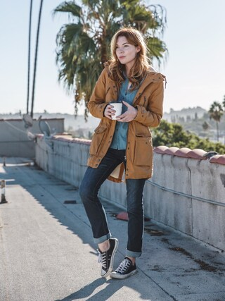 「Walk On By Parka(VOLCOM)」 using this PrettyLittleFawn looks