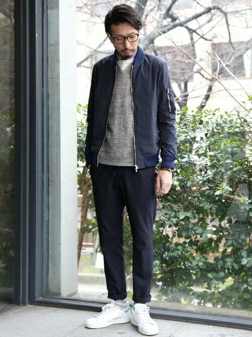 MEN'SMELROSE HEAD OFFICE( SHOP STAFF)hiroshiさんの「(|)」を使ったコーディネート
