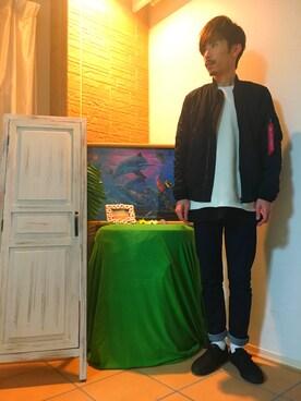 tsubasaさんの(VISION STREET WEAR|ヴィジョン ストリート ウェア)を使ったコーディネート