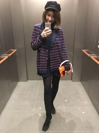 紗栄子さんの「Miu Miu Crystal-Embellished Suede Ankle Boots(Miu Miu ミュウミュウ)」を使ったコーディネート