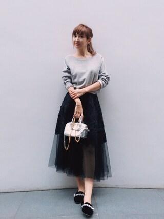 紗栄子さんの(styling/|スタイリング)を使ったコーディネート