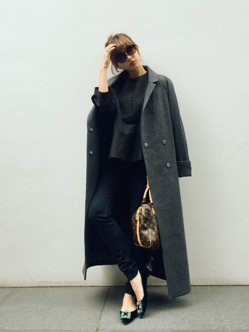 紗栄子コーデ