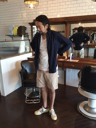 (adidas) using this Marichi 向後 聡史 looks