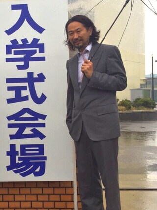 (TOM FORD) using this Marichi 向後 聡史 looks