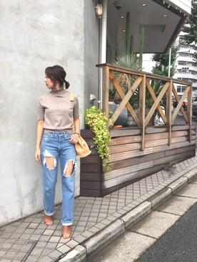 LIFE's代官山店|TOMOMI KANATAさんの(TODAYFUL|トゥデイフル)を使ったコーディネート