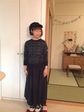 takakoさんの(CONVERSE|コンバース)を使ったコーディネート