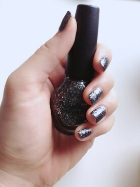 (Nicole by OPI) using this Kelly looks