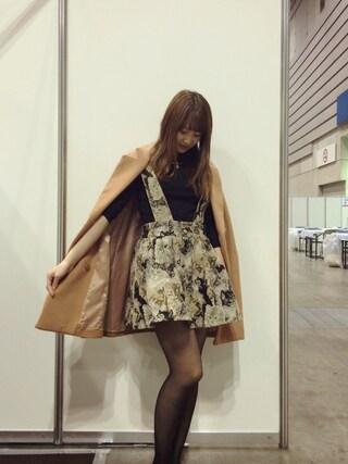 永尾まりや(AKB48)さんの(NADIA|NADIA)を使ったコーディネート