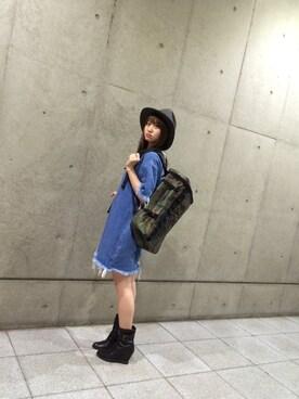 永尾まりや  mariyagiさんの(Sister)を使ったコーディネート
