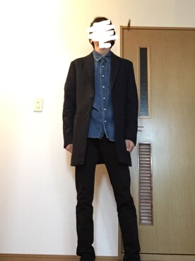 Akiraさんの(COMMECAISM|コムサ イズム)を使ったコーディネート