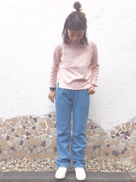 Kastane 静岡店|hikaru suzukiさんの「裾スリットハイネックPO(Kastane|カスタネ)」を使ったコーディネート