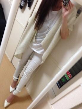 瞳美さんの(GYDA|ジェイダ)を使ったコーディネート