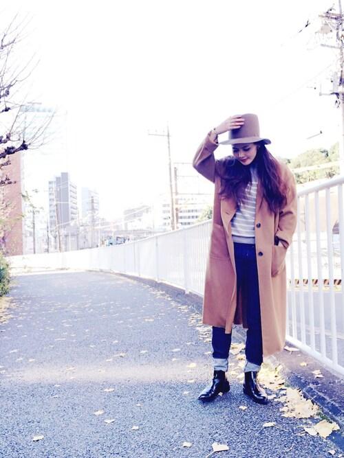 LIFE's#203代官山店 | MOMOKO KOIKEさんのハット「SUBLIME 」を使ったコーディネート