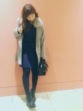 FRAY I.D|nozomi mizuguchiさんのコーディネート
