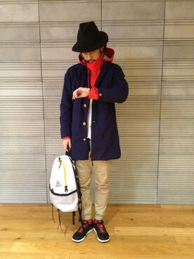 BEAVER渋谷店|naouさんのコーディネート