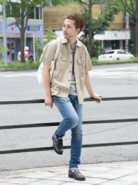 アーバンリサーチ 金沢百番街Rinto店|東浦さんの(URBAN RESEARCH|アーバンリサーチ)を使ったコーディネート