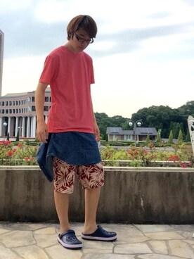 Ryo Kanekoさんの(ユニクロ|ユニクロ)を使ったコーディネート