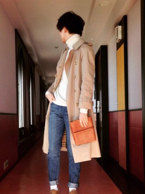【特別な一着】バーバリーのトレンチコート6つの特徴|英国製と日本製の違いは?