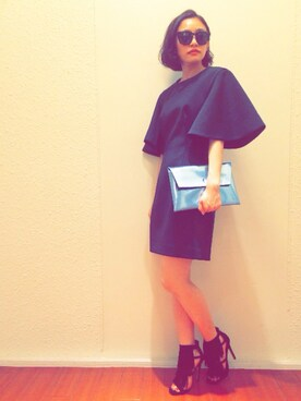 THE SURREY ルミネ新宿店|marinaさんの(CAMEO)を使ったコーディネート