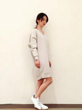 emmi ルミネ横浜店|yu kanekoさんの(emmi)を使ったコーディネート