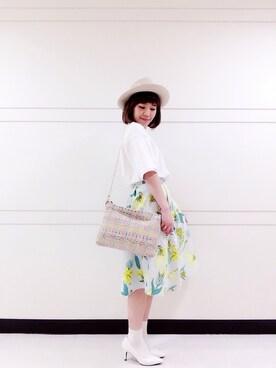 新宿フラッグスbijiness by SAZABY|はやかわさんの(SAZABY|サザビー)を使ったコーディネート