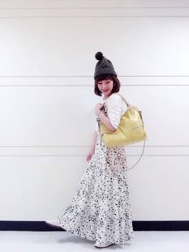 新宿フラッグスbijiness by SAZABY|はやかわさんのコーディネート