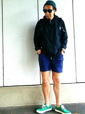 アキオさんの(Battenwear|バテンウエア)を使ったコーディネート