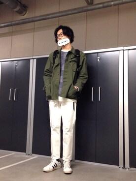 わみさんの(narifuri|ナリフリ)を使ったコーディネート