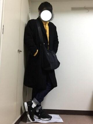 dai7さんの「417*rasox2LINE SOX(EDIFICE|エディフィス)」を使ったコーディネート