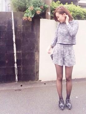 Roomy's天神コア店|Hirokoさんの(MIIA|ミーア)を使ったコーディネート