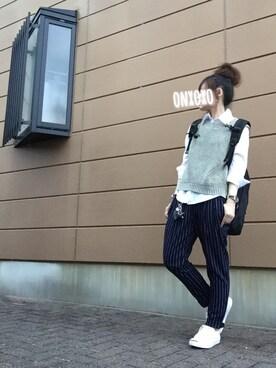 Atsukoさんの(DOUBLE NAME|ダブルネーム)を使ったコーディネート