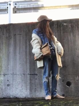 Atsukoさんの(TODAYFUL|トゥデイフル)を使ったコーディネート