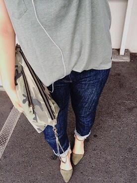 Hanada Akaneさんの(KOBE LETTUCE|KOBE LETTUCE)を使ったコーディネート