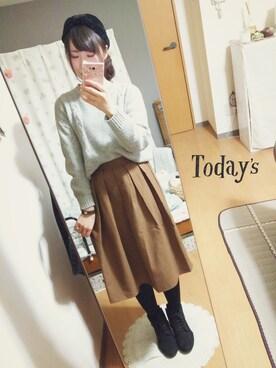 minako*さんの(RETRO GIRL|レトロガール)を使ったコーディネート