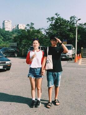 Tsai Yi-chenさんの(G-SHOCK|ジーショック)を使ったコーディネート