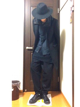 katoken【Cry】│Dr. MartensのShoes#Lace-upコーディネート
