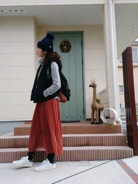 hamu123さんの(Mila Owen|ミラ オーウェン)を使ったコーディネート
