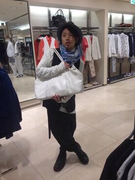 HIRO HOJYOさんの(INAISCE|インアスカ)を使ったコーディネート