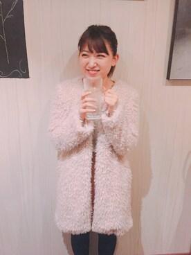 内田眞由美さんの(GYDA|ジェイダ)を使ったコーディネート