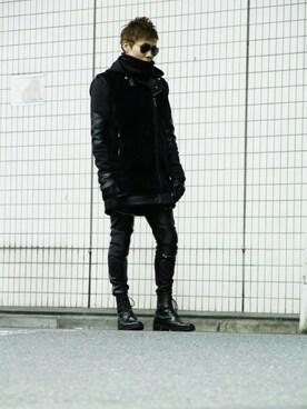 (レイバン(Ray-Ban)) using this KaZoo looks