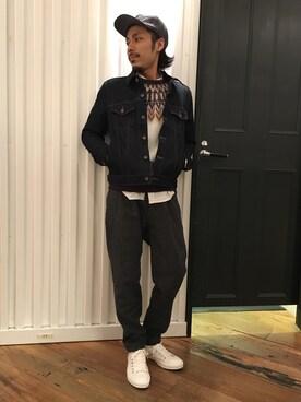 RAGEBLUE仙台パルコ店|Mizuno【RAGEBLUE】さんの(RAGEBLUE|レイジブルー)を使ったコーディネート