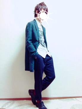 yukiさんの(SHAREEF|シャリーフ)を使ったコーディネート