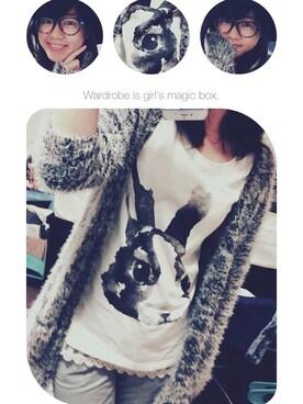 (H&M) using this Lu Yang looks