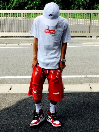 (Supreme) using this 187 looks