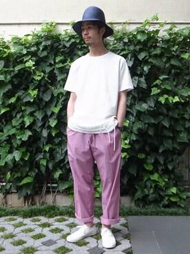 YutaItoさんの(ts(s)|ティーエスエス)を使ったコーディネート