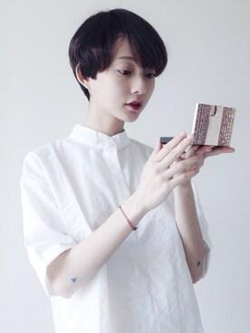 (Shiseido)使用ipyi的搭配