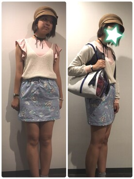 (w closet) using this りあん looks