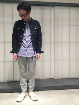 UNITED TOKYO OSAKA|Kouta Shinmoriさんの(FACTOTUM|ファクトタム)を使ったコーディネート
