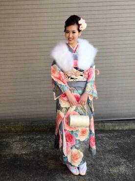 MASAKOさんの(MIIA)を使ったコーディネート