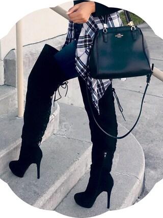 (ShoeDazzle) using this Niyah looks